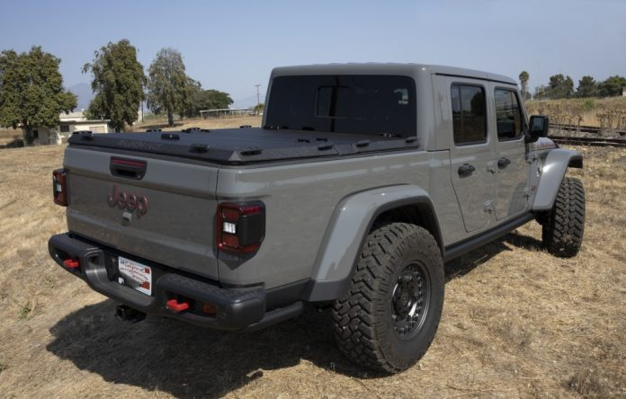 DiamondBack HD Truck Bed Cover Review
