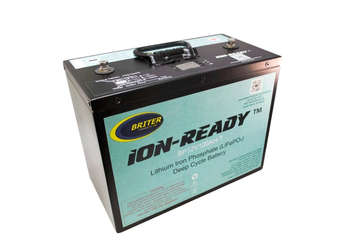 benefits of lithium batteries