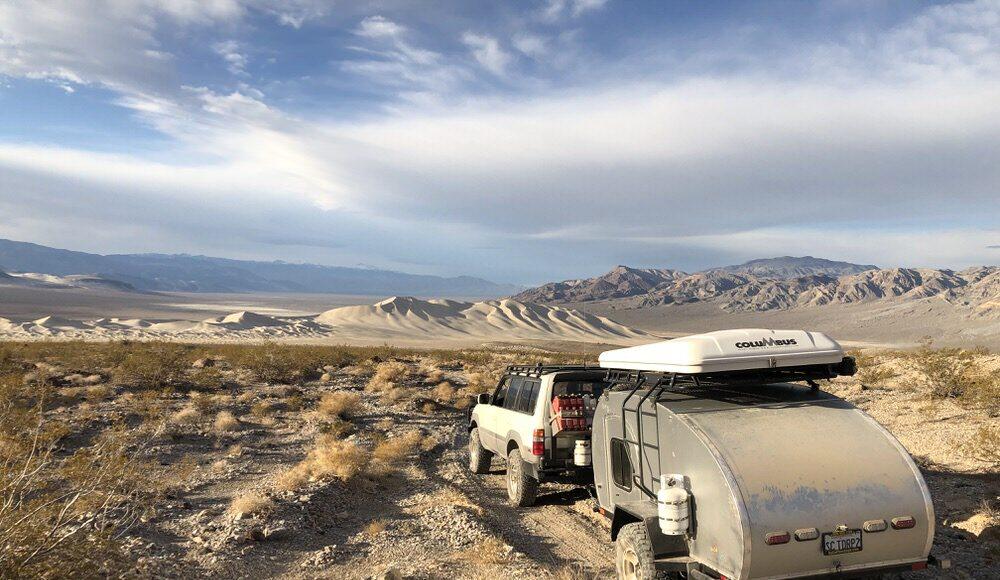 best off-road teardrop trailers