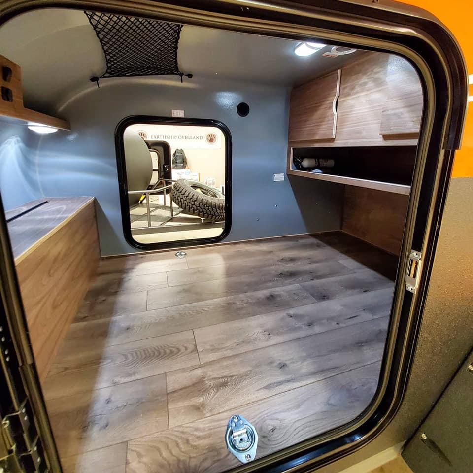 GEN IV XT50 interior