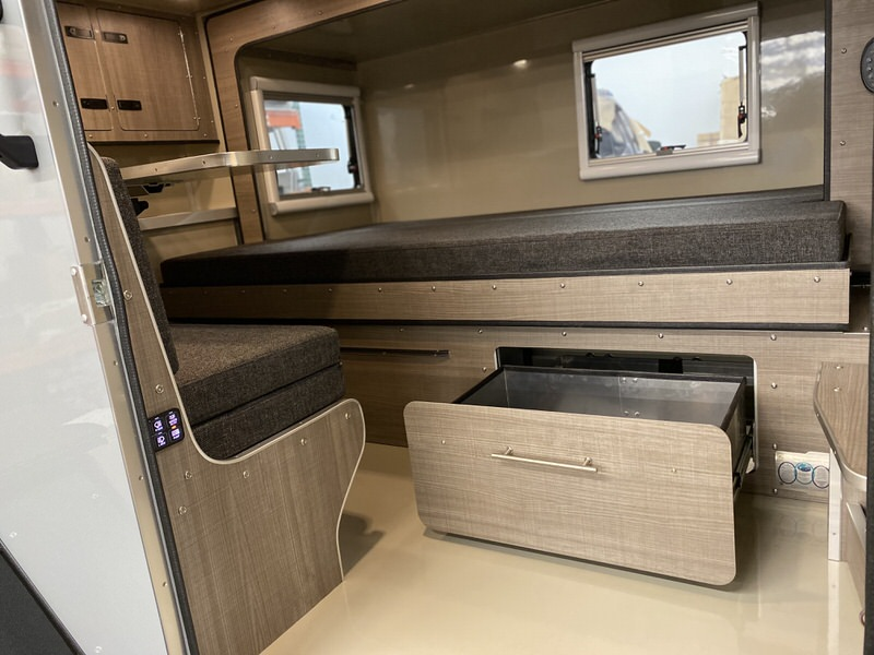 OverKill Campers S.O.5.10 Interior