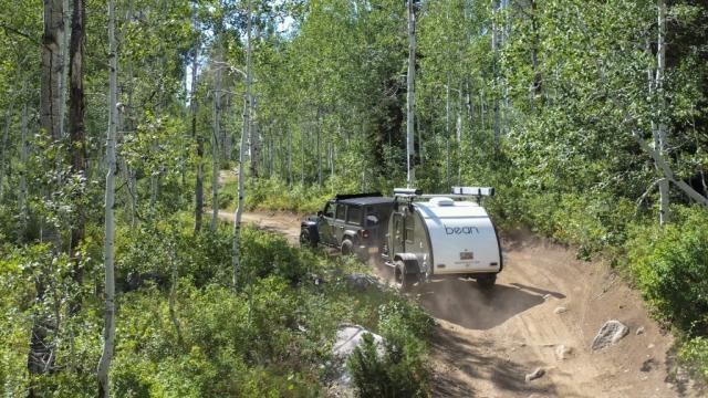 best off-road teardrop trailers on the trail