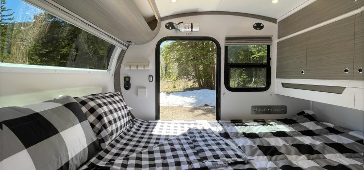 mean bean interior best off-road teardrop trailers