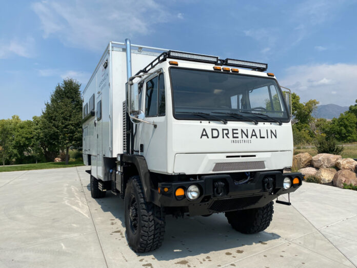 Adrenalin Industries – An Overland Camper That Rules All Overland Campers