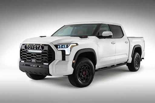 New Toyota Tundra Design